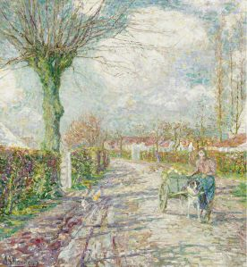 Jenny-Montigny-Returning-to-the-Farm-1906